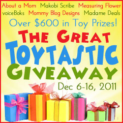 The great Christmas toy giveaway