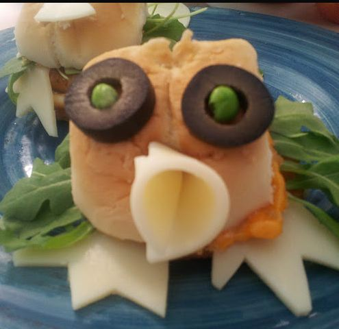 Bird Sandwich Recipe