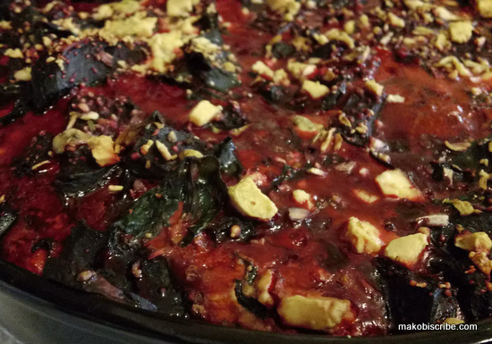 Gorgonzola Beet Casserole Recipe