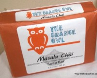 The Orange Owl