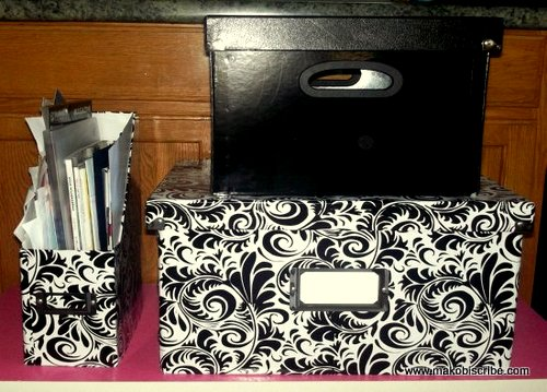 Decorative storage boxes with lids from snap n store sweepstakes