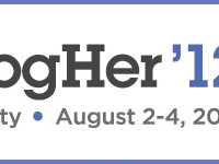 Blogher '12 Sponsorship