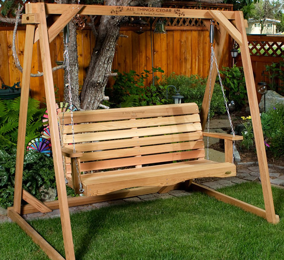 Outdoor Porch Swing