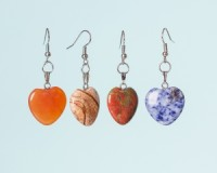 hearts of beauty earrings