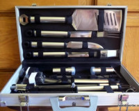 Tool Set and Case