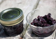 Blueberry Chutney recipe