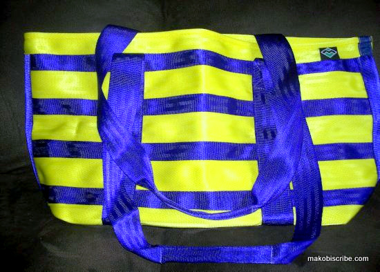 Tote of Many Colors