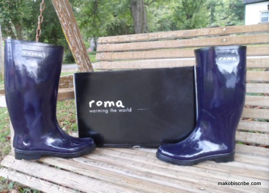 Roma Boots Sweepstakes