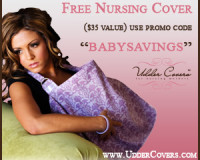 Uddercovers Free Breastfeeding Cover