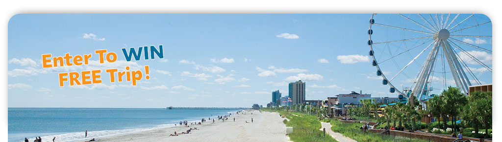 Myrtle Beach Sweepstakes