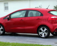 Kia Rio Review