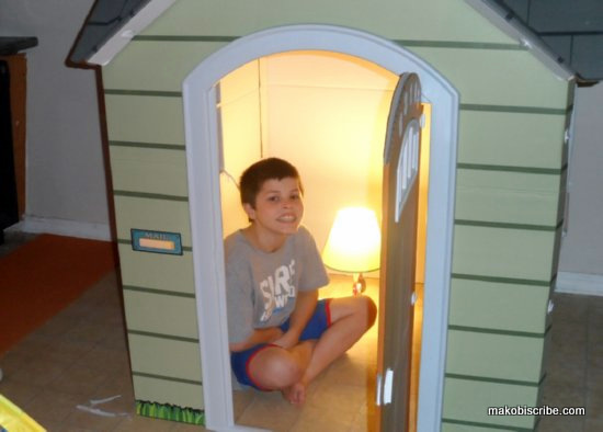 Indoor And Outdoor Playhouse For Kids From Beezer Playhouses ...