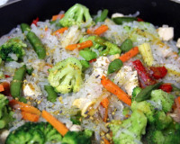 Low Calorie Chicken Stir Fry