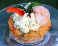 Low Calorie Shrimp Cupcake Recipe