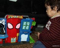Super Hero Playset