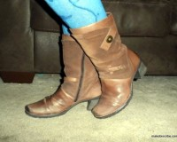 Finding Women's Boots That Fit