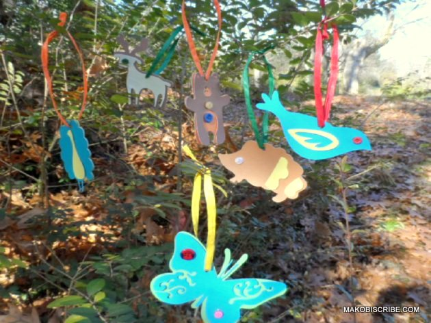 Hand Made Christmas Ornaments Craft
