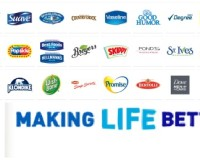 Unilever Making Life Better