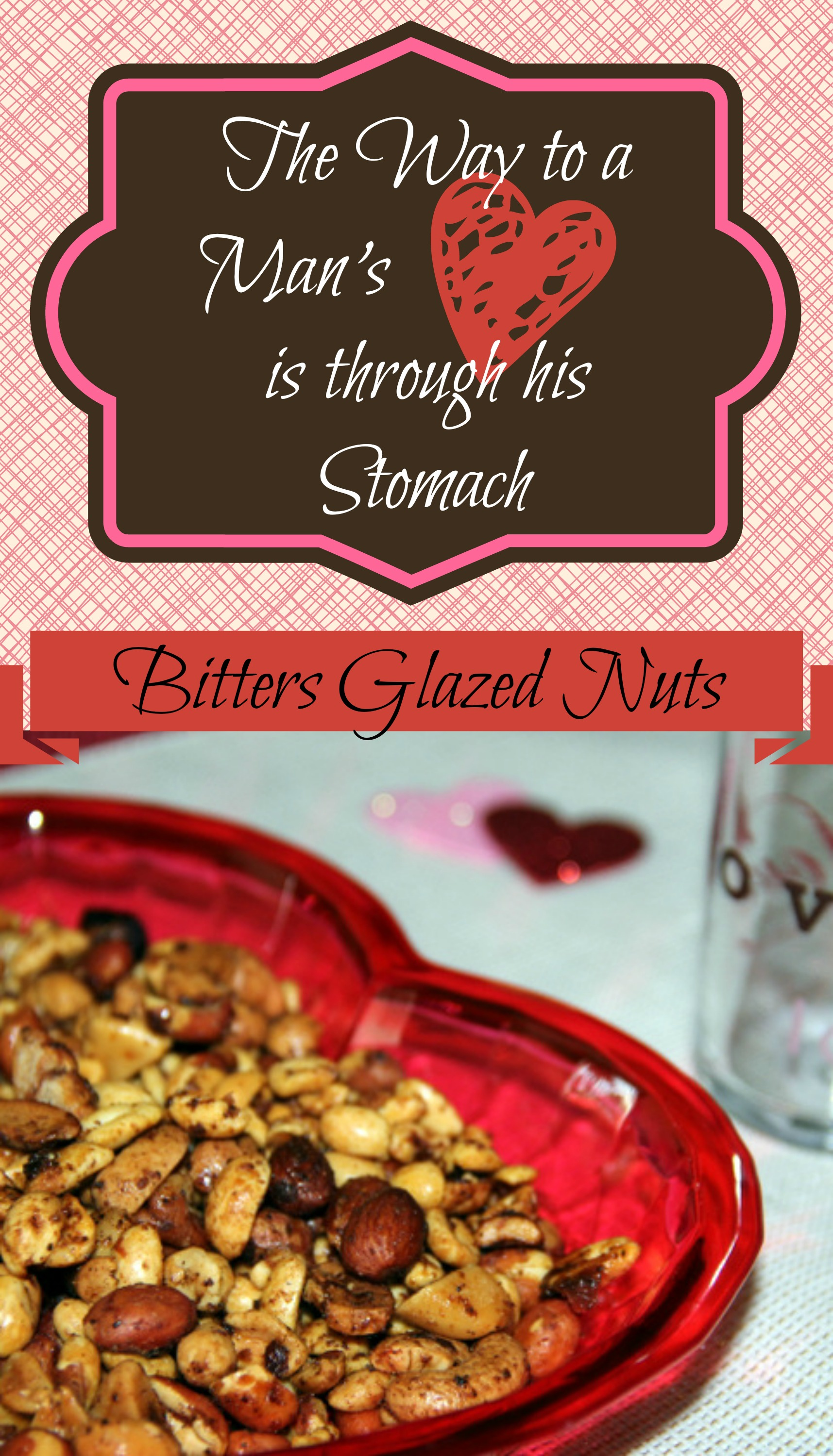 Bitters Glazed Nuts Recipe