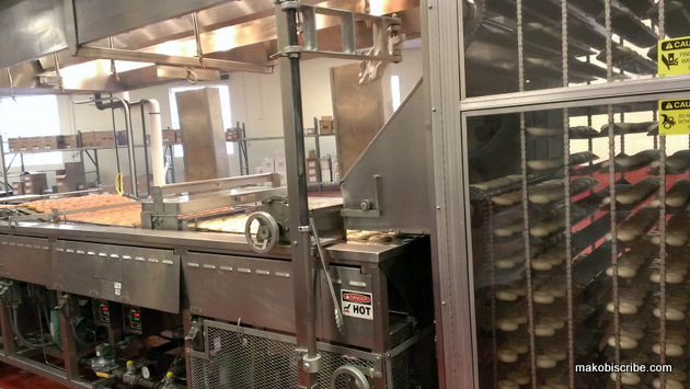 Krispy Kreme donut Equipment