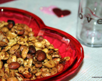 Glazed nuts recipe