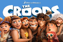 The Croods Movie Night