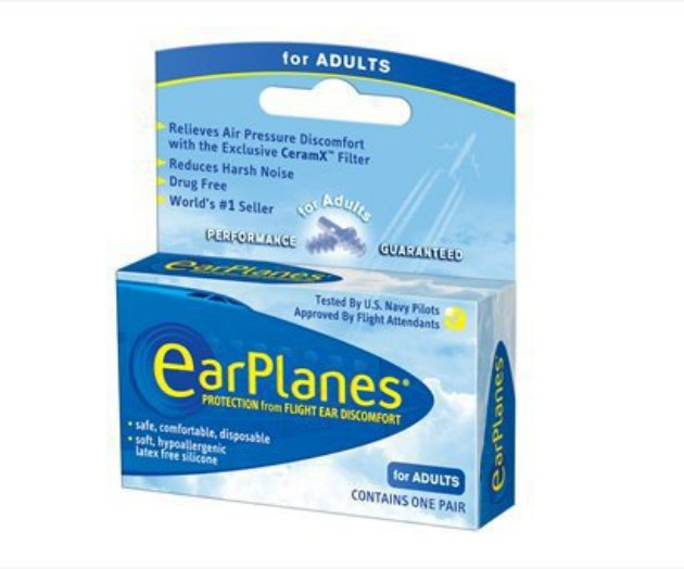Wear Ear Plugs For Air Travel