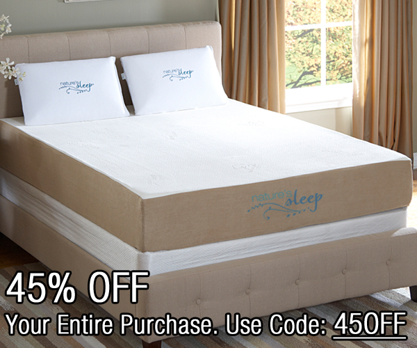Nature's Sleep Sale
