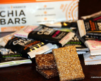 Chia Bars