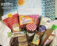 Oh Goodies! A Monthly Snack Box Filled With Delicious Treats