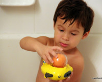 fun bath time toys