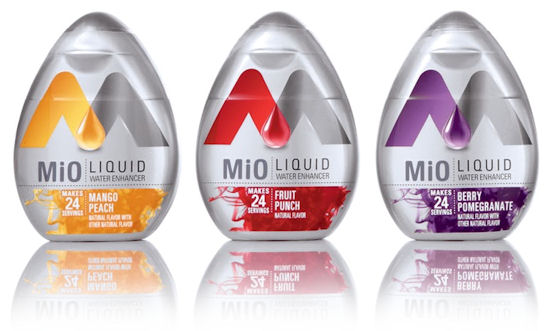 Free MiO Liquid Water Enhancer Sample