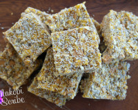White Apricot Chia Bar Recipe