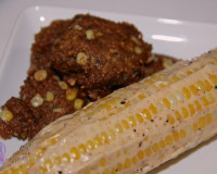 Sweet Corn Falafel Recipe