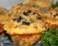 Tuna Rice Muffin Recipe