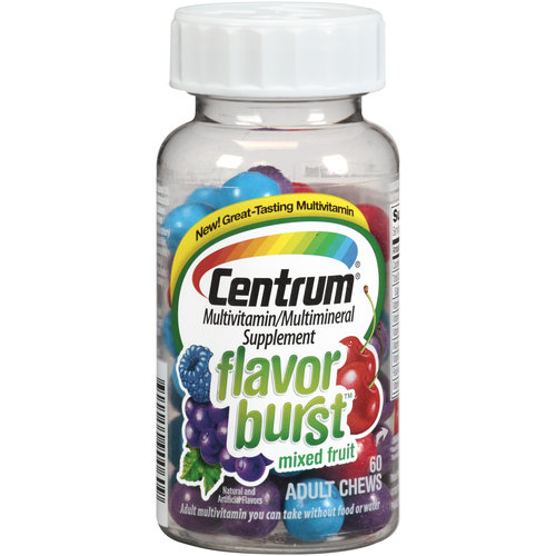 Free Centrum Flavor Burst Samples!