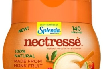 Splenda Nectresse Free Sample