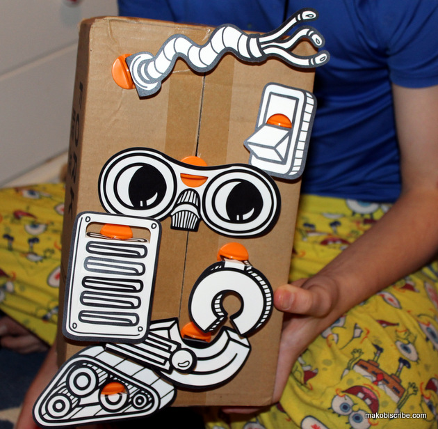 Easy Robot Craft For Kids