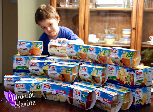 Donating Healthy Snacks For Kids #Dole4Kids #shop #cbias (15)