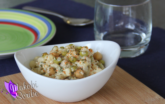 Garbanzo Bean Salad Recipe