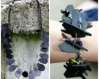 Cool Jewelry Made From Recycled Materials