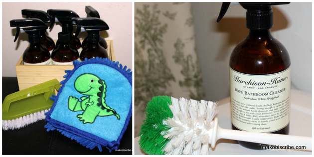 How To Clean Your Home With Green Products