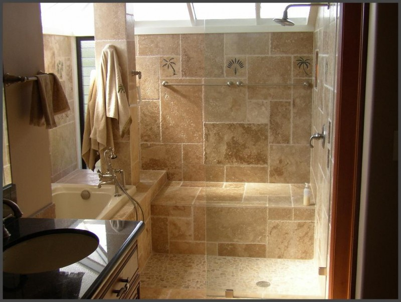 Bathroom remodeling tips makobi scribe for Master bathroom designs small spaces