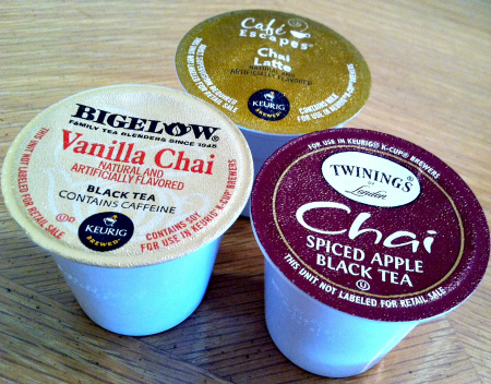 Take 20% Off Chai Tea Kcups Coupon from Cross Country Cafe