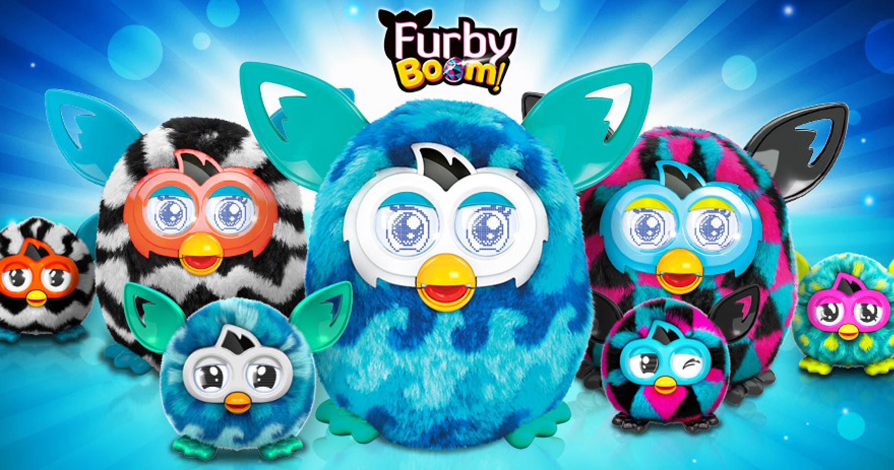 Furby Boom Personalities