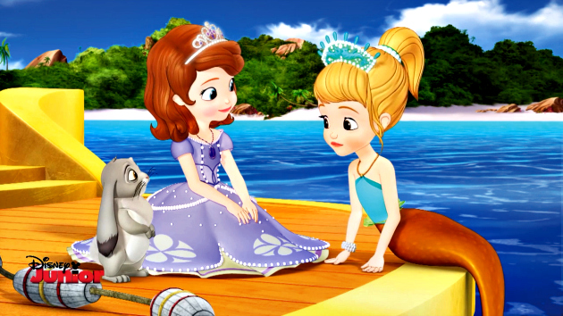 Sofia The First Makes The Perfect Easter Surprise