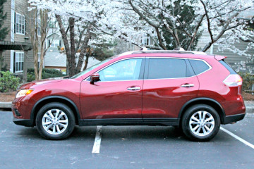 Ten Reasons I Have A Crush On The 2014 Nissan Rogue #FuelCAS