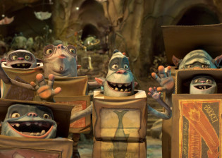 The Boxtrolls Set Visit