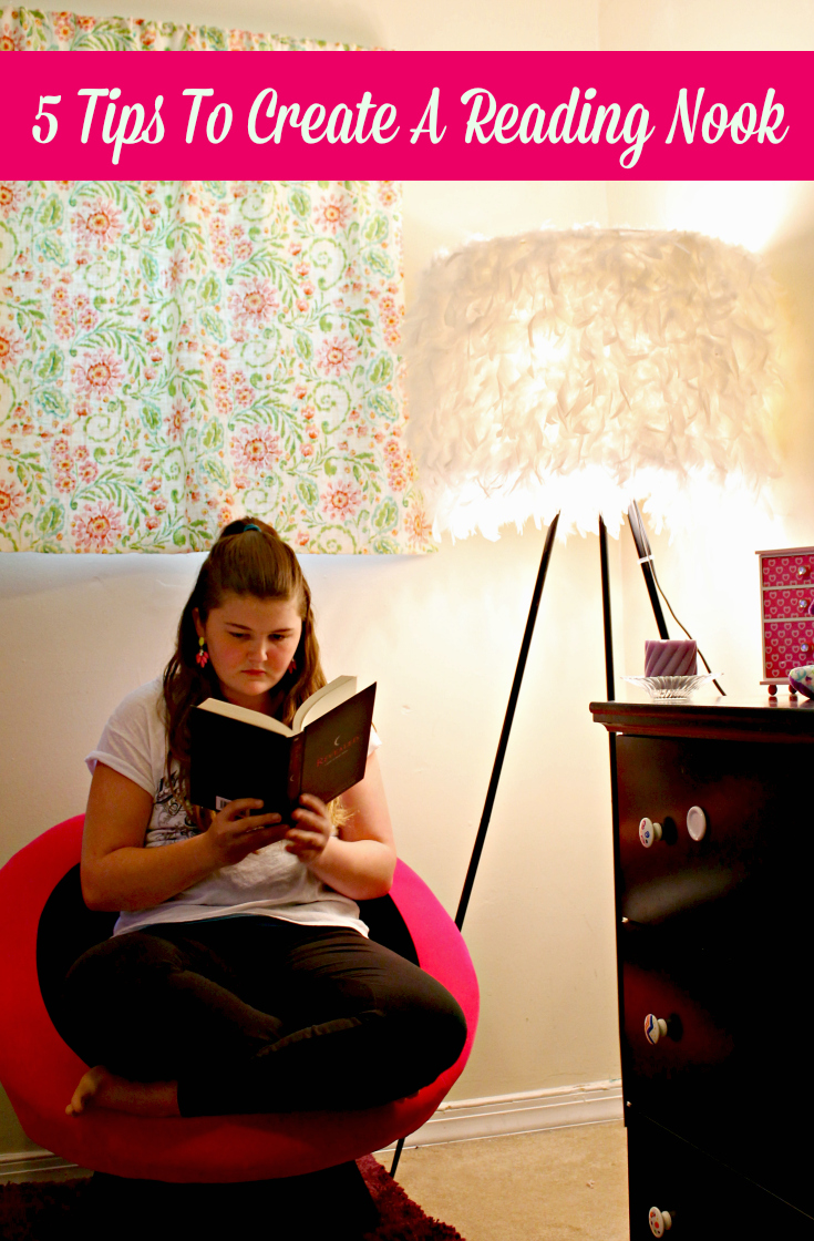 Create A Comfortable Reading Nook With These 10 Seating Ideas: Tips To Create A Reading Nook In Your Bedroom ⋆ Makobi Scribe