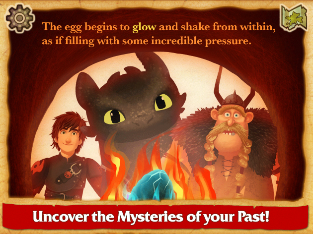 how to train your dragon 2 app